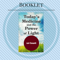 Today's Medicine booklets, 10 count