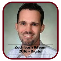 Zach Bush Dream Team Digital Download